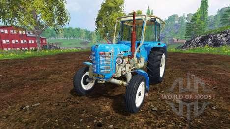 Zetor 4011 v1.0 pour Farming Simulator 2015