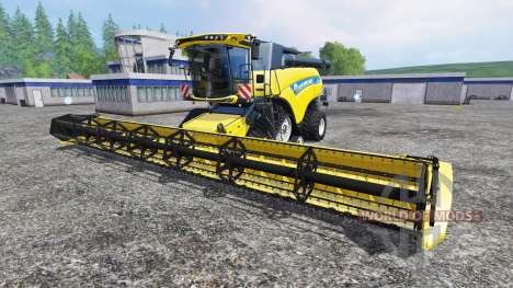 New Holland CR10.90 v1.0.1 für Farming Simulator 2015