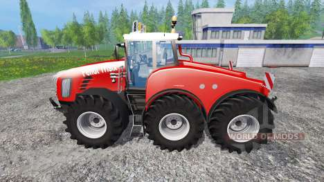 Fendt TriSix Vario v3.0 [red edition] pour Farming Simulator 2015