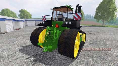 John Deere 9630T v2.0 pour Farming Simulator 2015