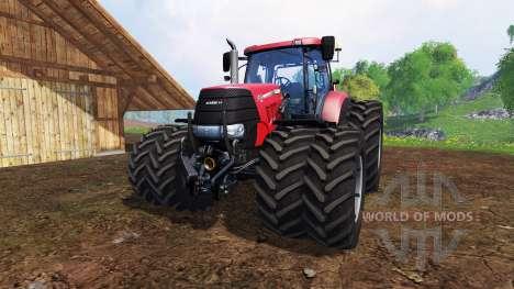 Case IH Puma CVX 200 v2.2.2 pour Farming Simulator 2015