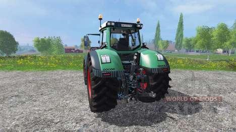 Fendt 1050 Vario [grip] v3.8 pour Farming Simulator 2015