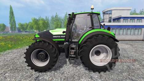 Deutz-Fahr 9340 TTV pour Farming Simulator 2015