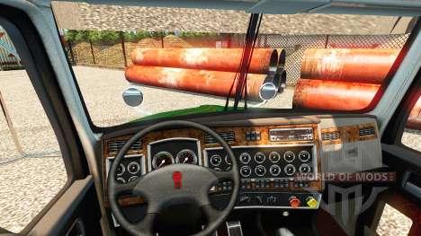 Kenworth T800 v1.0 pour Euro Truck Simulator 2