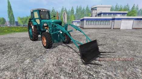 MTZ-50 [loader] für Farming Simulator 2015