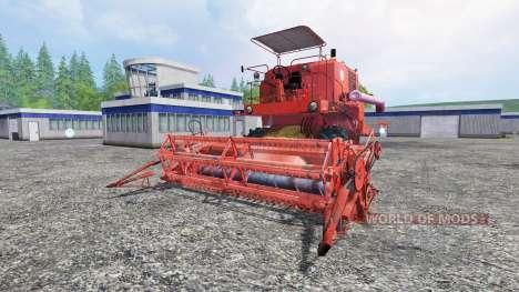Bizon Z056 [old] pour Farming Simulator 2015