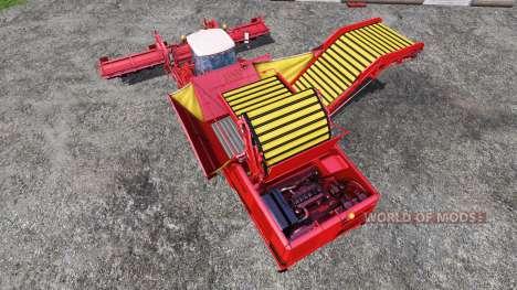 Grimme Tectron 415 v1.3 für Farming Simulator 2015