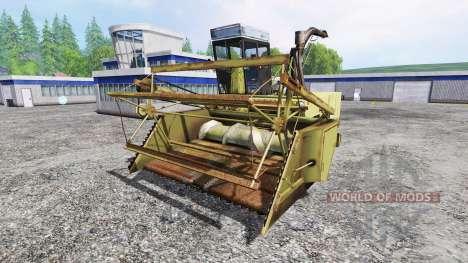 Fortschritt E 281 v1.1 pour Farming Simulator 2015