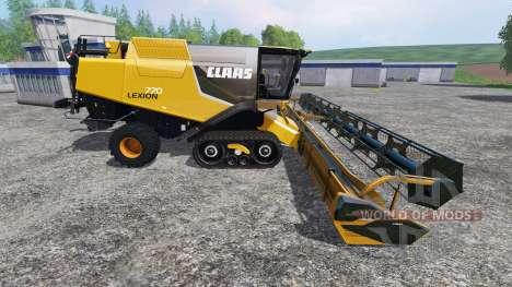 CLAAS Lexion 770 [USA Edition] für Farming Simulator 2015