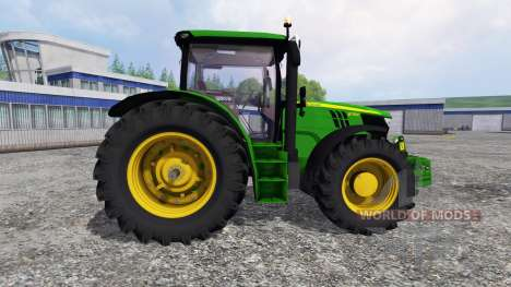 John Deere 6170R v2.3 für Farming Simulator 2015