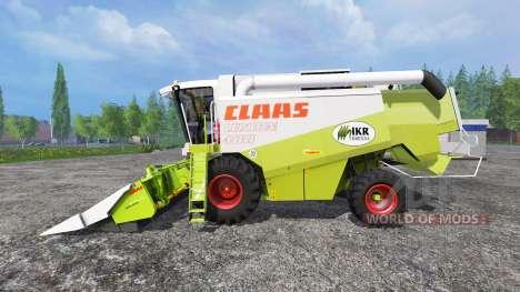 CLAAS Lexion 480 [beta] pour Farming Simulator 2015