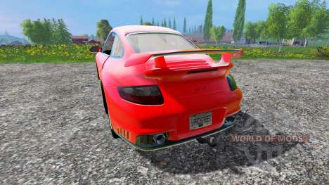 Porsche 911 GT2 v1.2 pour Farming Simulator 2015