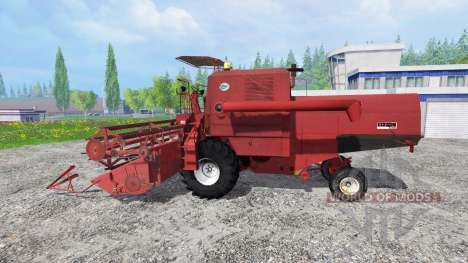 Bizon Z056 [beta] pour Farming Simulator 2015