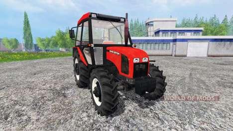 Zetor 5340 v2.0 für Farming Simulator 2015
