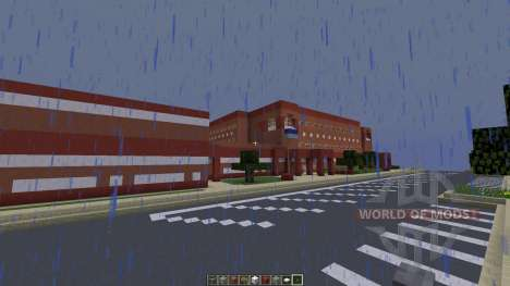 Marriotts Ridge High School für Minecraft