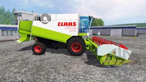 CLAAS Lexion 460 v1.2.1 pour Farming Simulator 2015