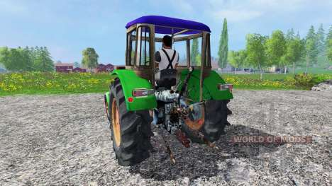 Ursus C-4011 pour Farming Simulator 2015