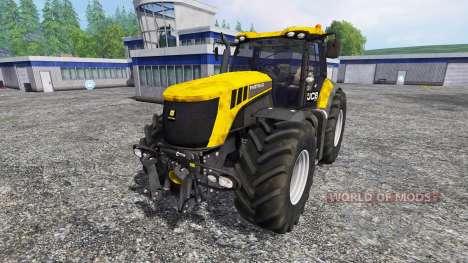 JCB 8310 Fastrac v5.0 pour Farming Simulator 2015