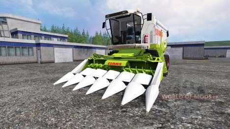 CLAAS Lexion 480 [beta] für Farming Simulator 2015