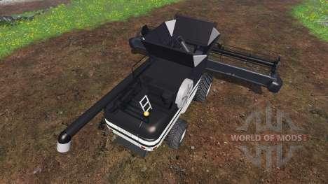 Fendt 9460 R [black beauty] pour Farming Simulator 2015
