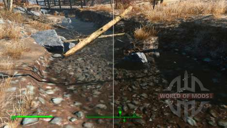 VOGUE ENB - Realism pour Fallout 4