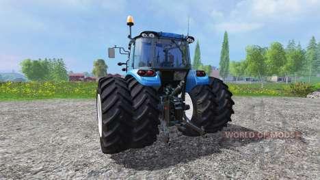 New Holland T4.75 pour Farming Simulator 2015