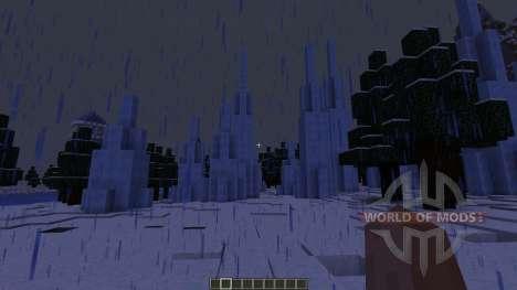 Ice Kingdom für Minecraft
