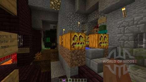 Underground für Minecraft