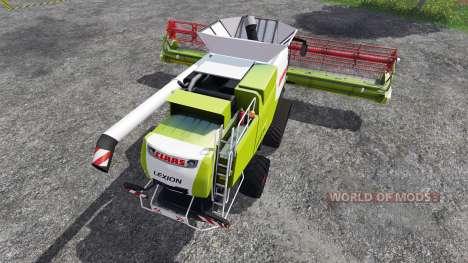 CLAAS Lexion 770TT v1.3 pour Farming Simulator 2015