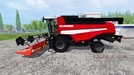 Laverda M400LCI pour Farming Simulator 2015