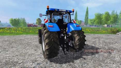 New Holland T7040 pour Farming Simulator 2015