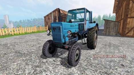 MTZ-80L 1976 pour Farming Simulator 2015