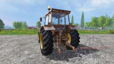 Buhrer 6135A [Minecraft] pour Farming Simulator 2015