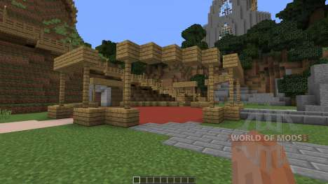 Server Spawn Six Gates pour Minecraft