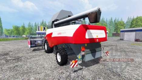 ACROS 530 v1.2 für Farming Simulator 2015