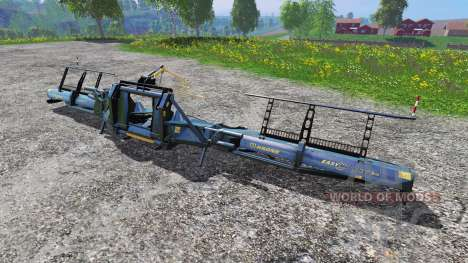 Krone Easy Collect 1053 für Farming Simulator 2015