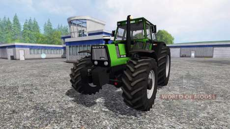 Deutz-Fahr DX 90 pour Farming Simulator 2015