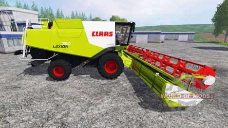 CLAAS Lexion 750 für Farming Simulator 2015