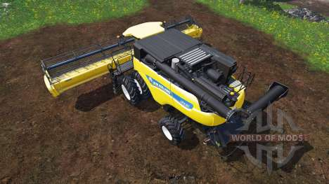 New Holland CR9.90 für Farming Simulator 2015