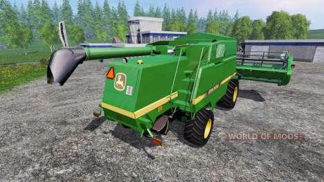 John Deere 2056 pour Farming Simulator 2015
