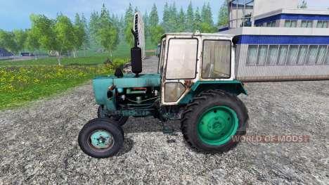UMZ-KL für Farming Simulator 2015