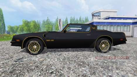 Pontiac Firebird Trans Am 1977 für Farming Simulator 2015