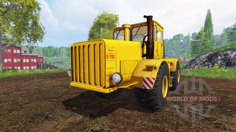 K-700 Kirovets v2.5 für Farming Simulator 2015