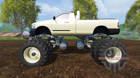 PickUp Monster Truck pour Farming Simulator 2015