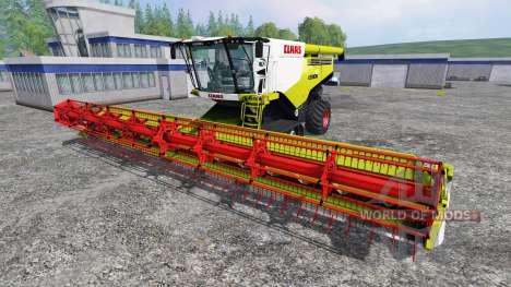 CLAAS Lexion 760TT v1.2 für Farming Simulator 2015