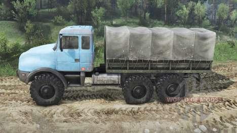 Ural-44202 [23.10.15] für Spin Tires