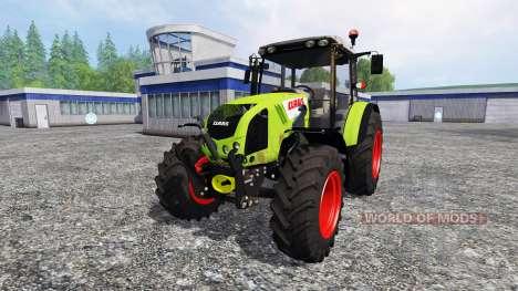 CLAAS Axos 340 CX pour Farming Simulator 2015