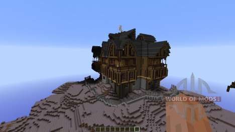 Halloween Manor pour Minecraft