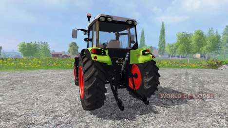 CLAAS Axos 340 CX [gear] pour Farming Simulator 2015