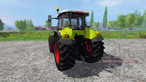 CLAAS Axion 850 v3.0 für Farming Simulator 2015